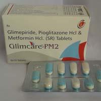 Glimcare PM2 Tablets