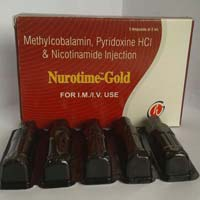 Nurotime Gold Injection