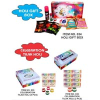 Holi Color Gift Pack