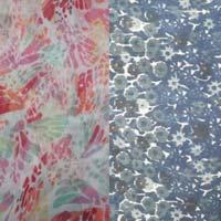 Chiffon Polyester Fabric