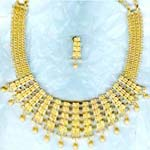 Studded Necklace-0461
