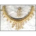 Studded Necklace-0482