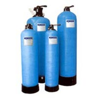 Multi-Layer Sand Filters