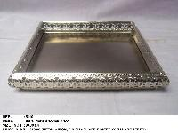 Square Perforated Tray