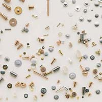 Solid Electrical Contact Rivets
