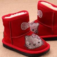 Velvet Leather Shoes
