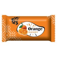 Orange Fruit Candy