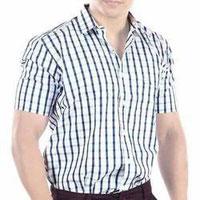 Mens Half Sleeve Formal Shirts