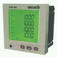 Multi Line Three Phase Panel Meter