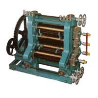 4 Roll Calender Machine L