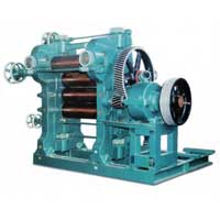5 Roll Calender Machine