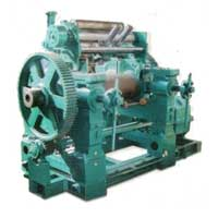 Two Roll 18 X 48 Mixing Mill
