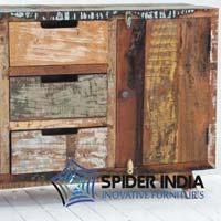 Ametis Driftwood Reclaimed Sideboard
