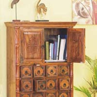 Raj Drawer Wooden Wardrobe