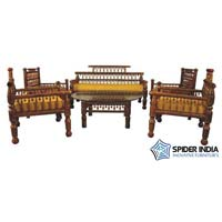 Sankheda Sofa Set