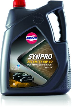 4 Litre Synpro Engine Oil