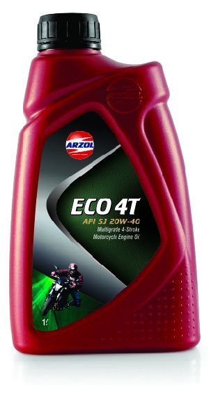 Eco 4T Engine Oil