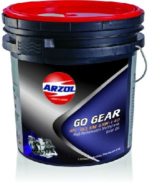 Go Gear Engine Oil