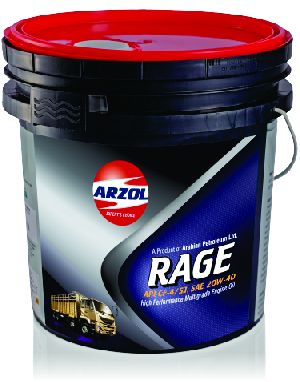 Rage Engine Oil