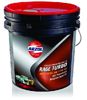 Rage Turbo Engine Oil