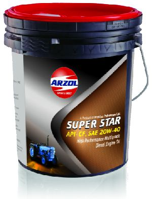 Super Star Engine Oil