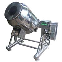 Stainless Steel Drum Roaster Machine