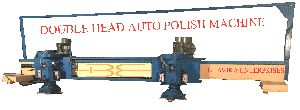 Double Head Auto Polishing Machine