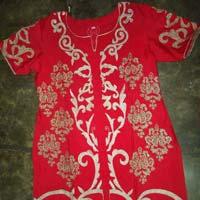 Ladies Embroidered Kurtis
