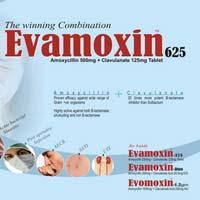 Evamoxin Tablates