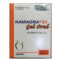 Kamagra 50 Oral Gel