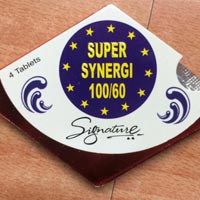 Super Synergi 100/ 60 Tablets