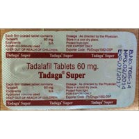 Tadaga Super Tablets