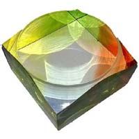 Gifting Promotion Acrylic Paperweight