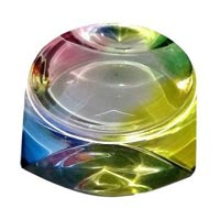 Multicolor Acrylic Paperweight