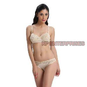 Ladies Bra & Panty Set 05