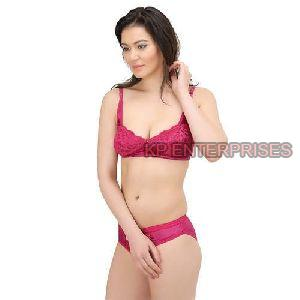 Ladies Bra & Panty Set 06