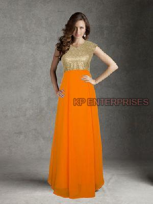 Party Wear Evening Gown 04