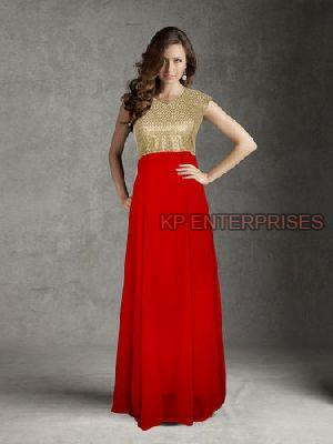 Party Wear Evening Gown 06