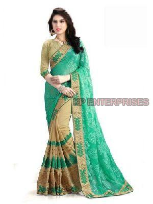 Party Wear Saree 04