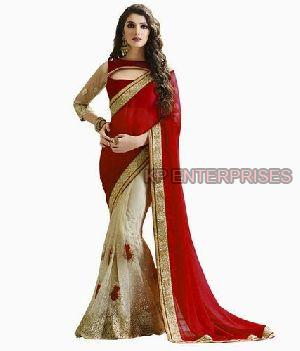 Party Wear Saree 07