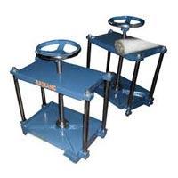 Manual Book Press Machine