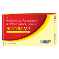 Acloriz-MR Tablets