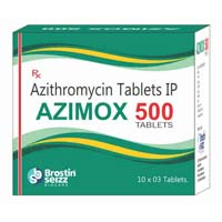 AZIMOX-500 TABLET