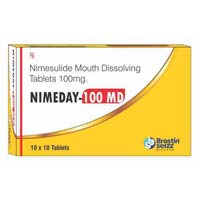 NIMEDAY 100MD TAB