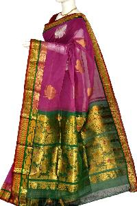 Gadwal Cotton Sarees