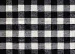 Checked Fabric 02