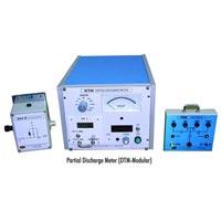 Partial Discharge Meter (DTM Modular)
