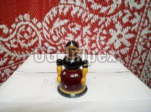 Wooden Kungumam Box 01