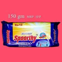Riduaas Spoorthy Shine+ Detergent Cake (150gm.)