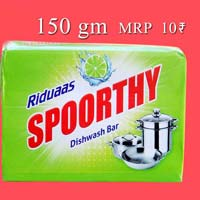 Riduaas Spoorthy Dishwash Bar (150gm.)